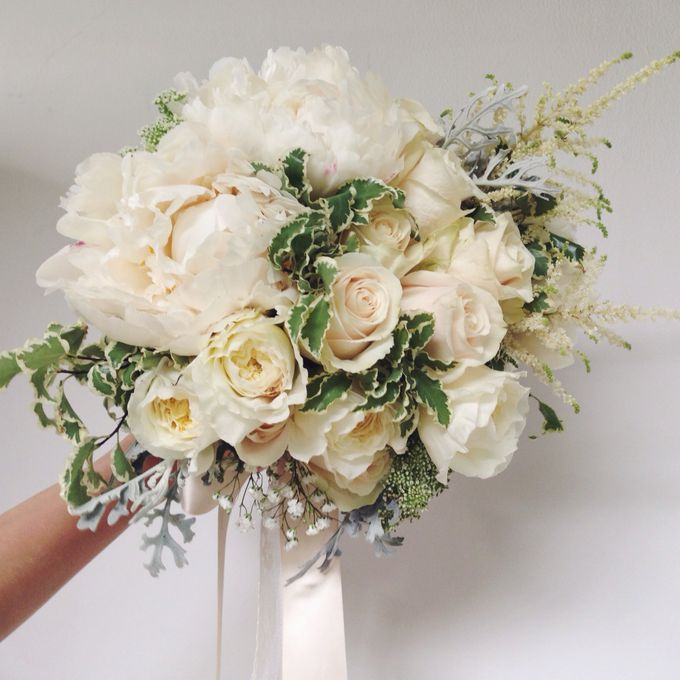 Wedding Bouquet by Twigs and Twine - 002