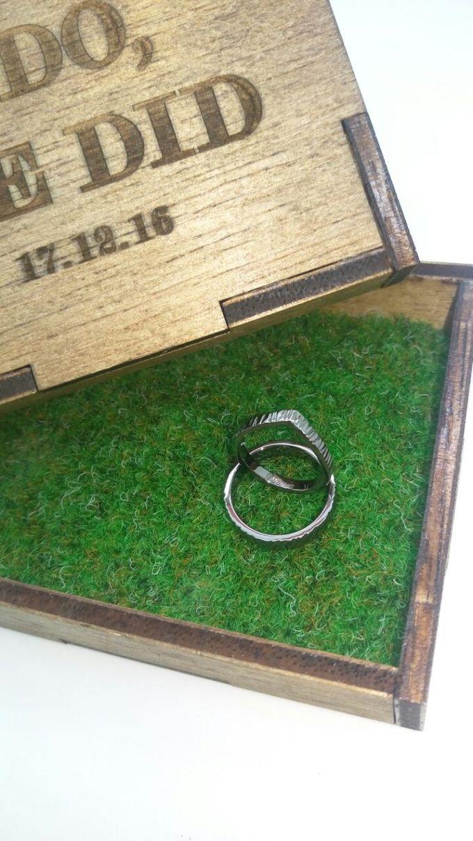 Custom Jewelry Boxes by DA Jewelry - 004