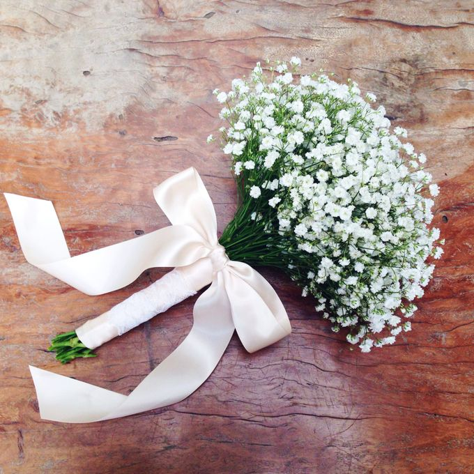 Wedding Bouquet by Twigs and Twine - 004