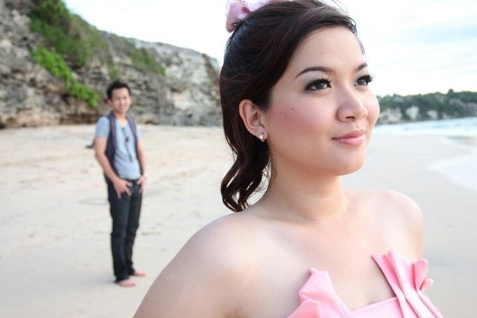 Prewedding and Before After by Makeup by Fonny - 005