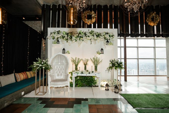 SKYE WEDDING by Priceless Wedding Planner & Organizer - 012