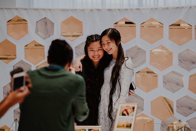 Tian Cheng & Sihui - Marble Metallic Wedding by Bloc Memoire Photography - 004