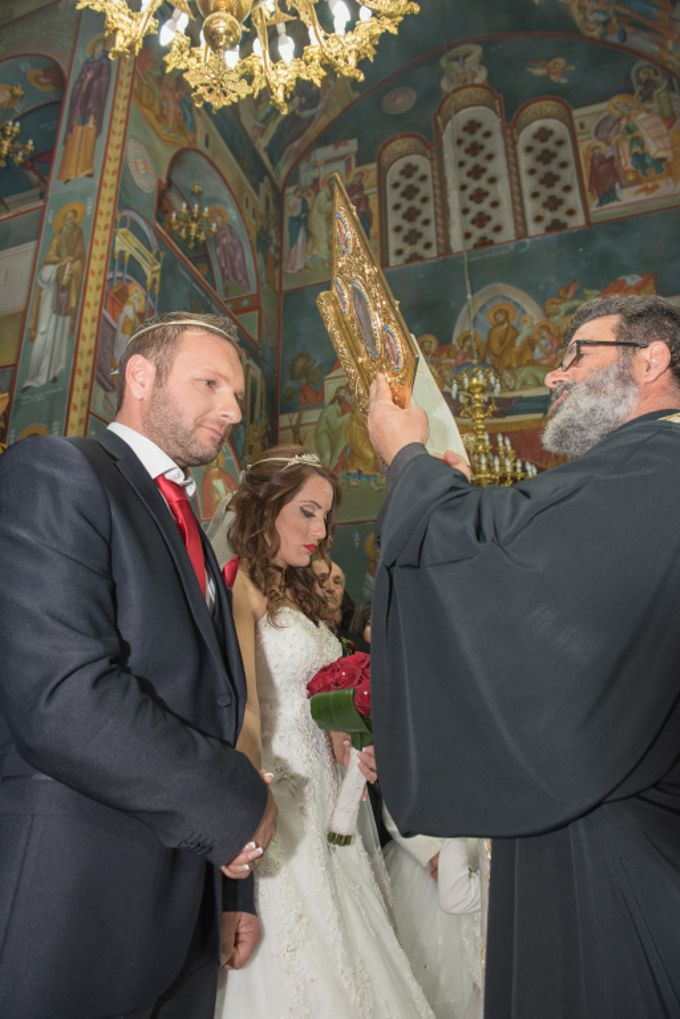Greek Orthodox Wedding by Christos Pap photography - 012