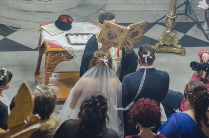 Greek Orthodox Wedding by Christos Pap photography - 013