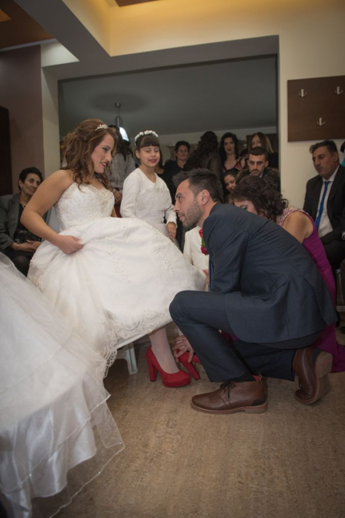 Greek Orthodox Wedding by Christos Pap photography - 007