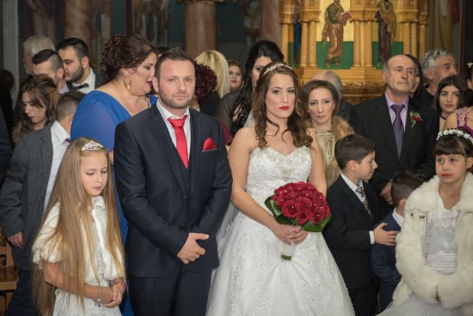 Greek Orthodox Wedding by Christos Pap photography - 009