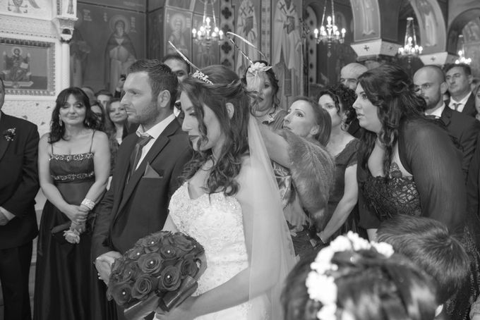 Greek Orthodox Wedding by Christos Pap photography - 011