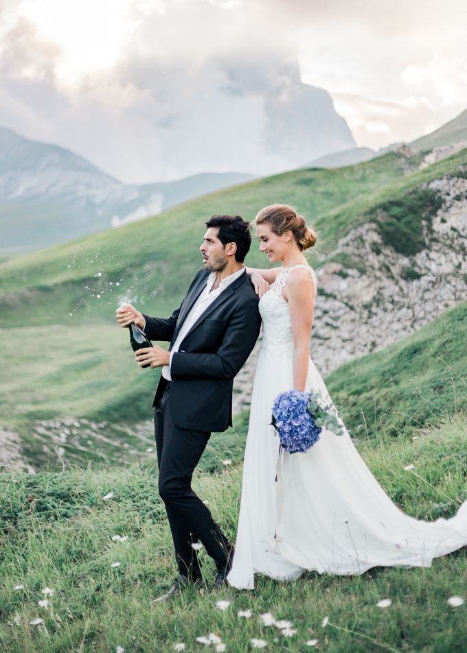 Wedding in Abruzzo Italy by AYMakeMeUp - 014