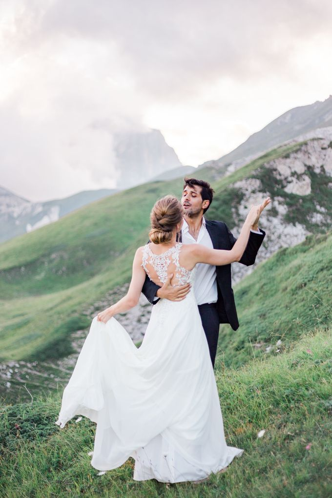 Wedding in Abruzzo Italy by AYMakeMeUp - 016