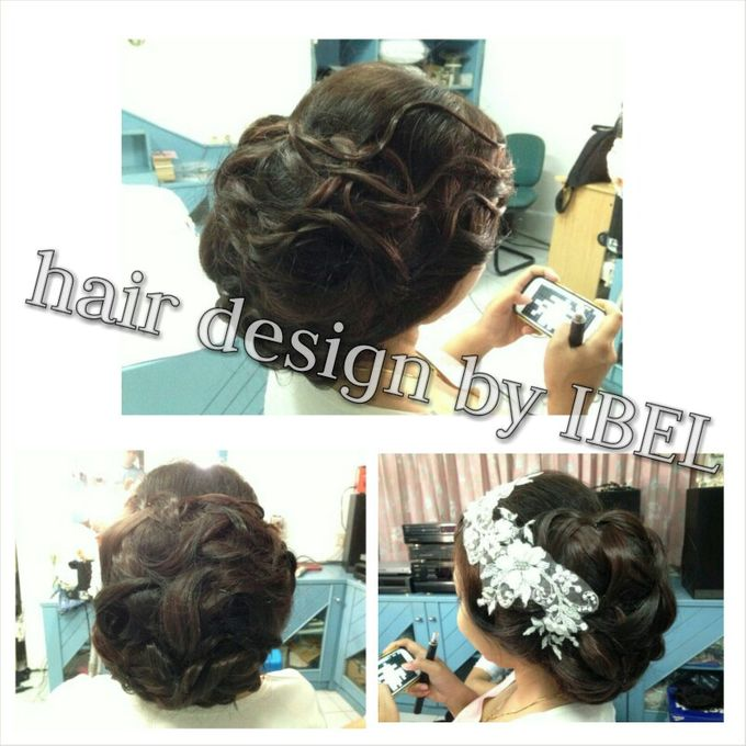 Hair Do by IBELmakeuppro by IBELmakeuppro - 003