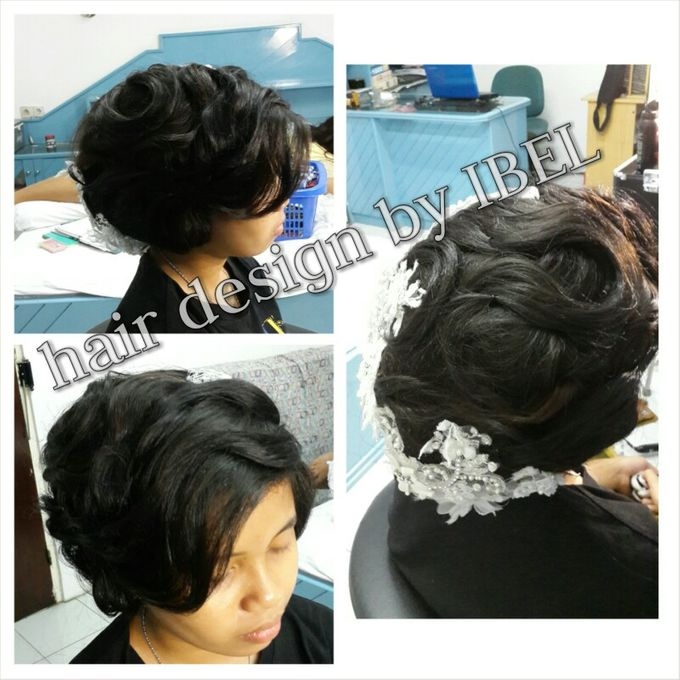 Hair Do by IBELmakeuppro by IBELmakeuppro - 004