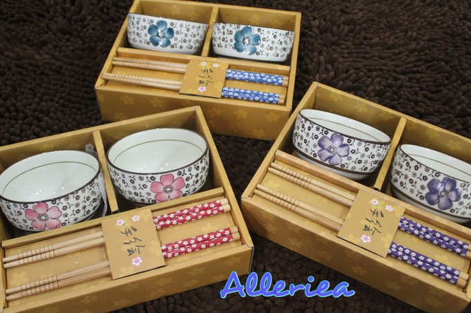 Premium Gift Set by Alleriea Wedding Gifts - 005
