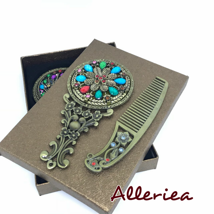 Sisir Kaca Premium by Alleriea Wedding Gifts - 001
