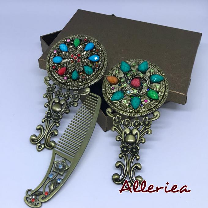 Sisir Kaca Premium by Alleriea Wedding Gifts - 002