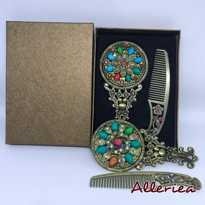 Sisir Kaca Premium by Alleriea Wedding Gifts - 003