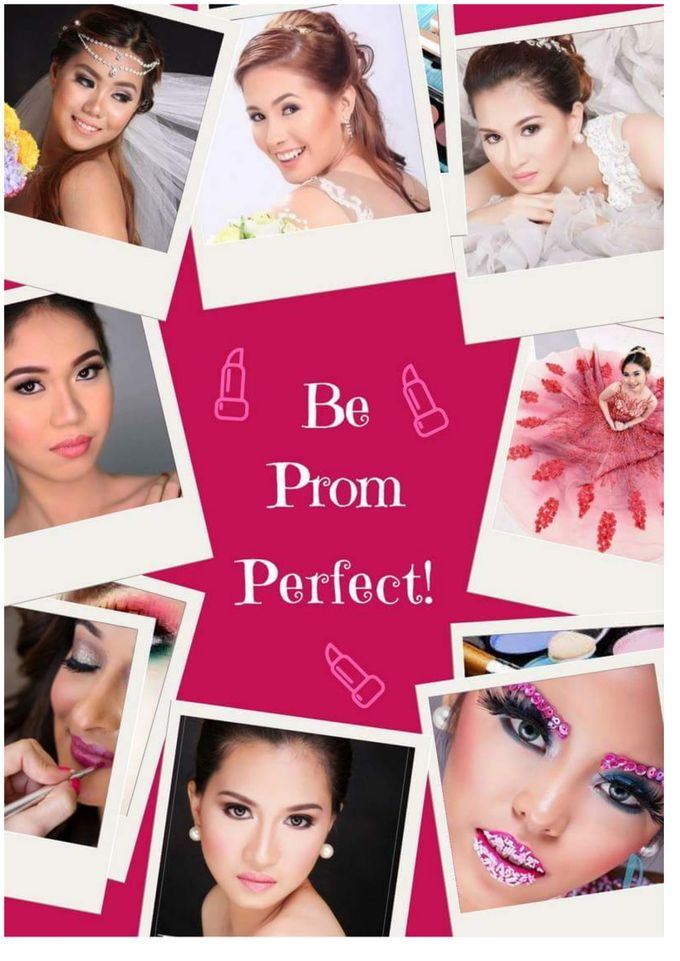 Add To Board Makup Prom Promo by D' Makeup Artist - 001