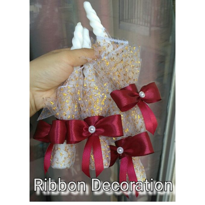 candle decoration - jakarta by ribbondecoration - 001
