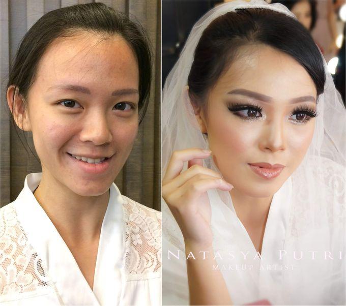 Before And After by Natasya Putri Makeup Artist - 001
