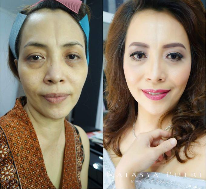 Before And After by Natasya Putri Makeup Artist - 003