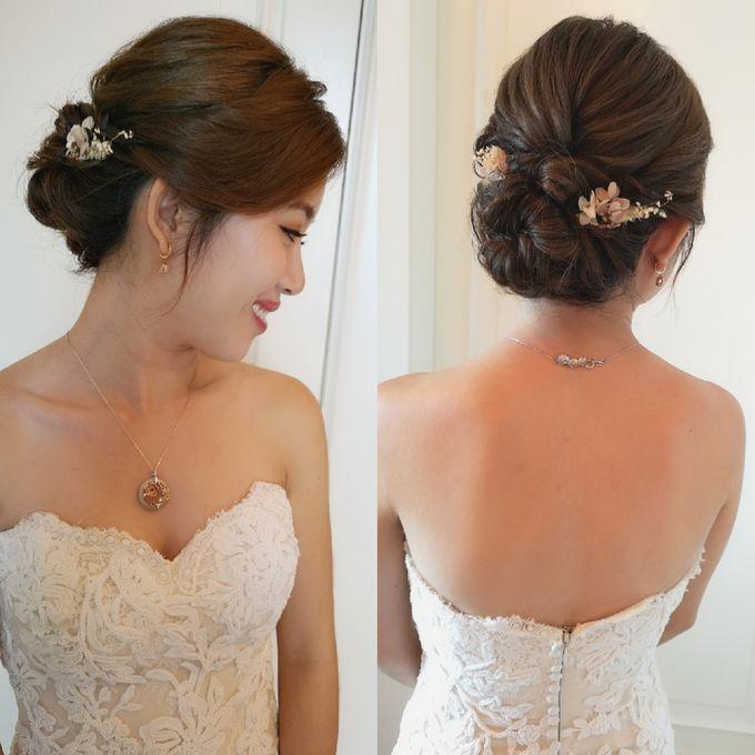 Bride XinYi ❤️ by Shino Makeup & Hairstyling - 003