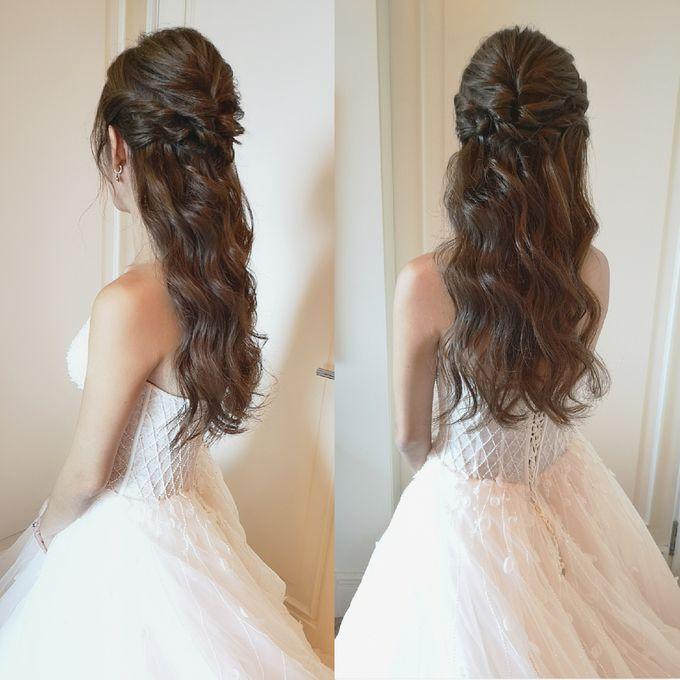 Bride XinYi ❤️ by Shino Makeup & Hairstyling - 005