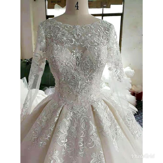 Sale And Rent Wedding Dress by Sewa Gaun Pesta - 016