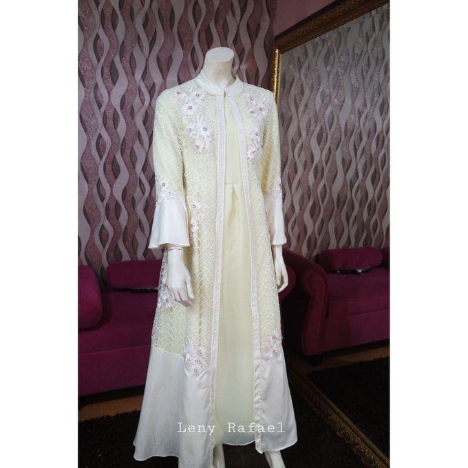 Gown Muslim by Leny Rafael Bride - 006