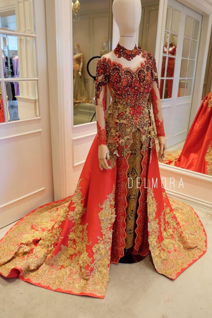 WEDDING PARTY KEBAYA MODERN / TRADISIONAL by DELMORA - 002