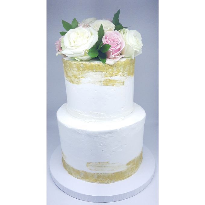 Wedding Cake & Sweet Corner by Moia Cake - 008