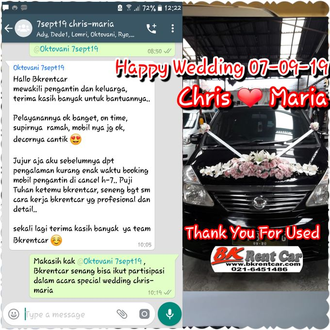 Wedding Oktober 2019 by BKRENTCAR - 008