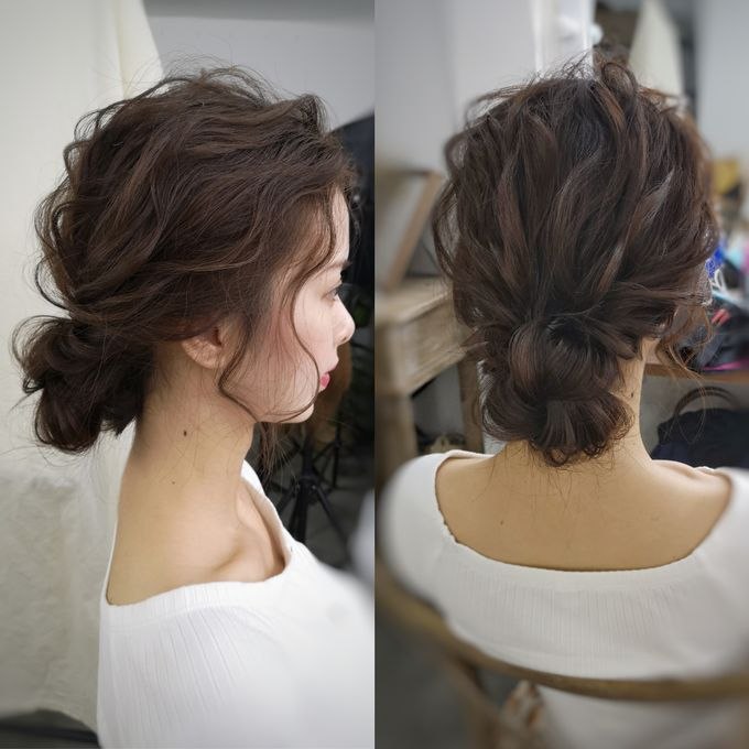Hairdos by Shino Makeup & Hairstyling - 004