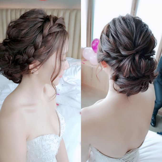 Hairdos  by Shino Makeup & Hairstyling - 001