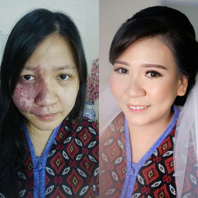 bride makeup for ms krisma by Novysarilim Makeup - 002