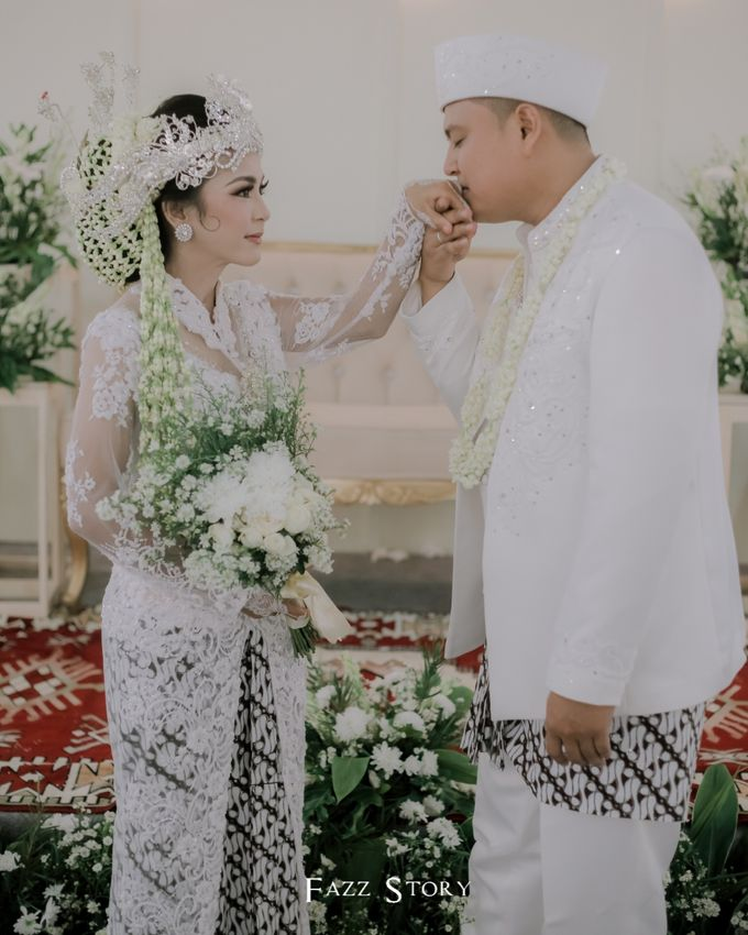 The Wedding of Erlangga & Amel by Fazz Project - 020
