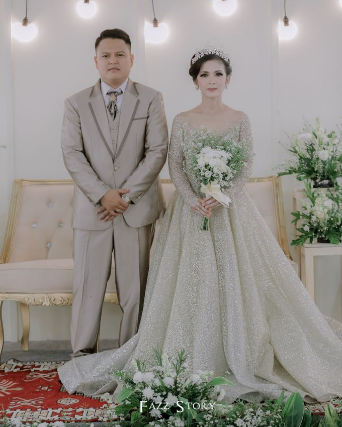 The Wedding of Erlangga & Amel by Fazz Project - 019