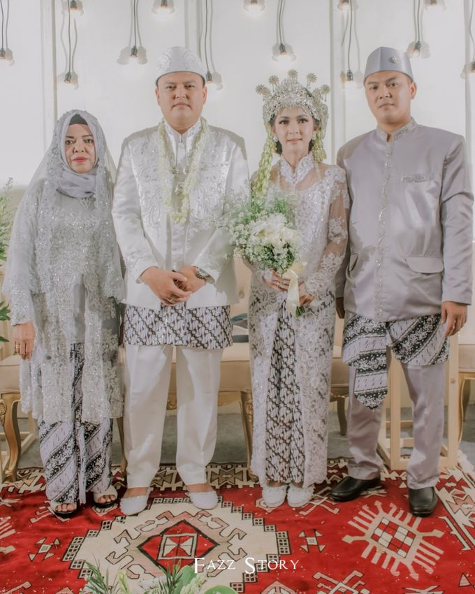 The Wedding of Erlangga & Amel by Fazz Project - 029