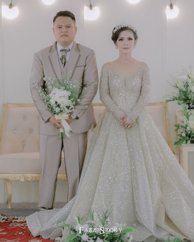 The Wedding of Erlangga & Amel by Fazz Project - 006