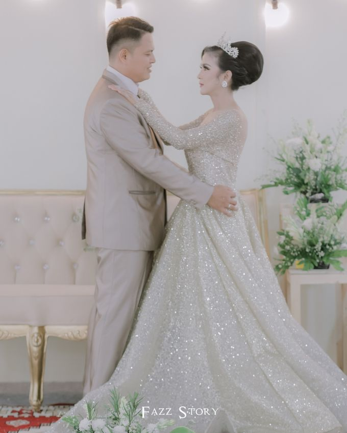 The Wedding of Erlangga & Amel by Fazz Project - 012