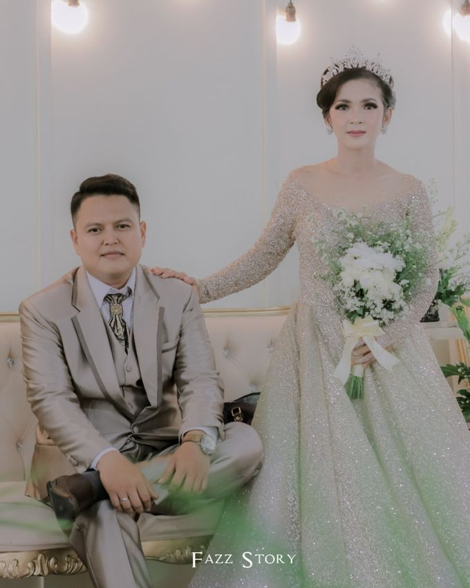 The Wedding of Erlangga & Amel by Fazz Project - 046