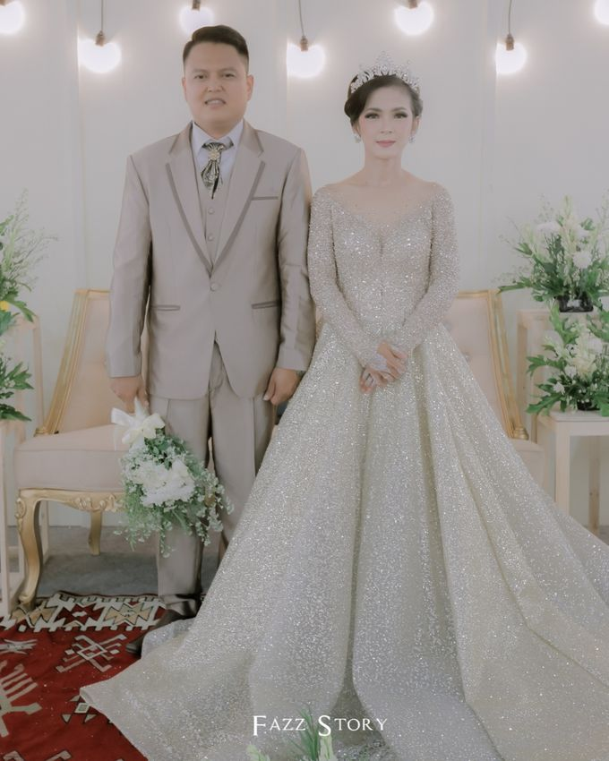 The Wedding of Erlangga & Amel by Fazz Project - 042