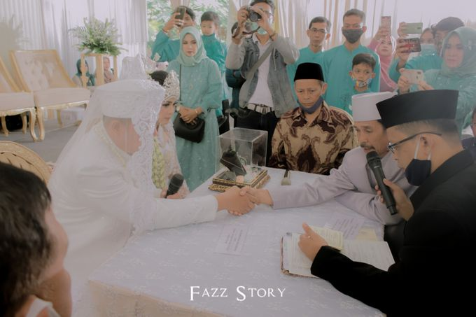 The Wedding of Erlangga & Amel by Fazz Project - 044