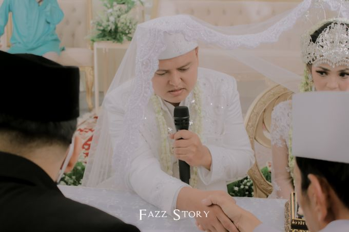 The Wedding of Erlangga & Amel by Fazz Project - 041
