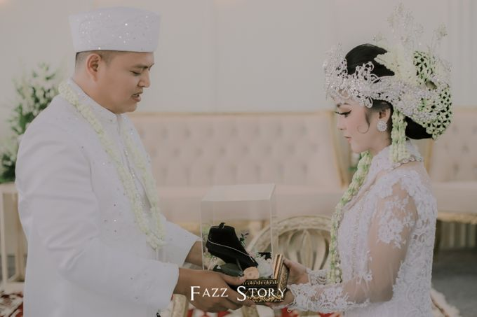The Wedding of Erlangga & Amel by Fazz Project - 043