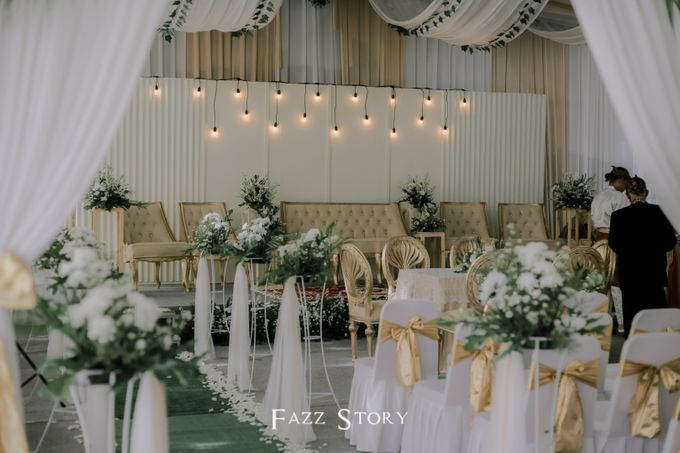 The Wedding of Erlangga & Amel by Fazz Project - 021
