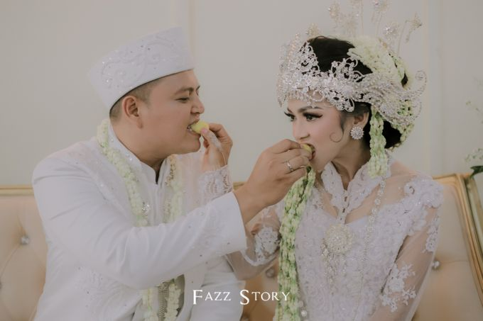 The Wedding of Erlangga & Amel by Fazz Project - 030