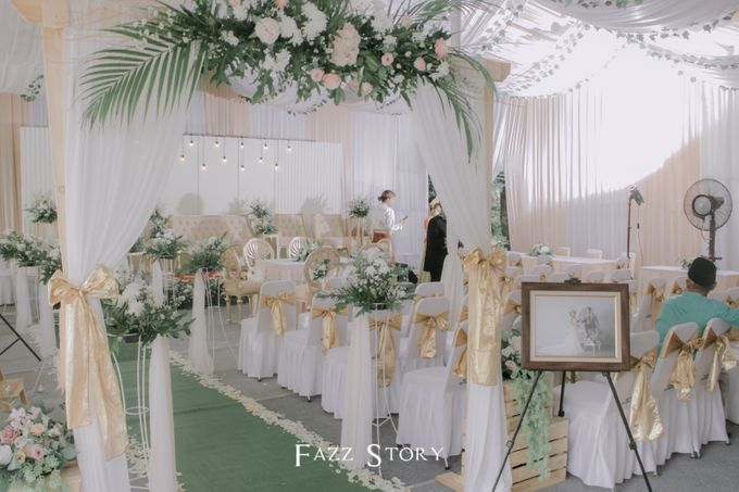 The Wedding of Erlangga & Amel by Fazz Project - 045