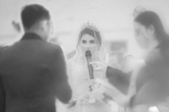 Amelia + Hendro - Holy Matrimony by Photolagi.id - 003