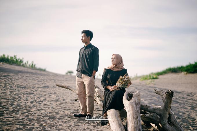 Ika + Fian - Prewedding by Photolagi.id - 001
