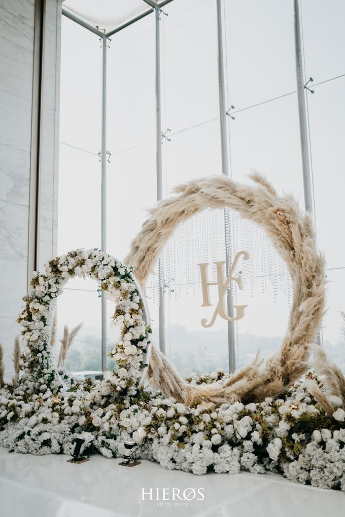 Heni & Gugum Wedding Decoration by Valentine Wedding Decoration - 022