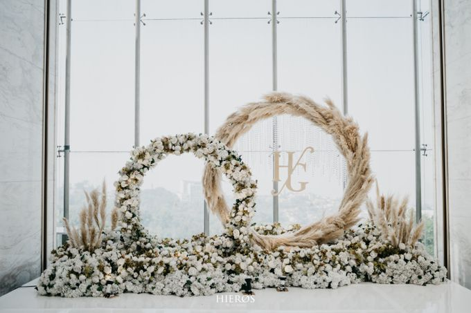 Heni & Gugum Wedding Decoration by Valentine Wedding Decoration - 023
